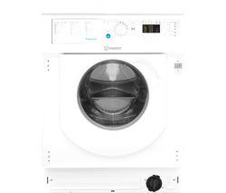 BI WMIL 71452 UK Integrated 7 kg 1400 Spin Washing Machine - White