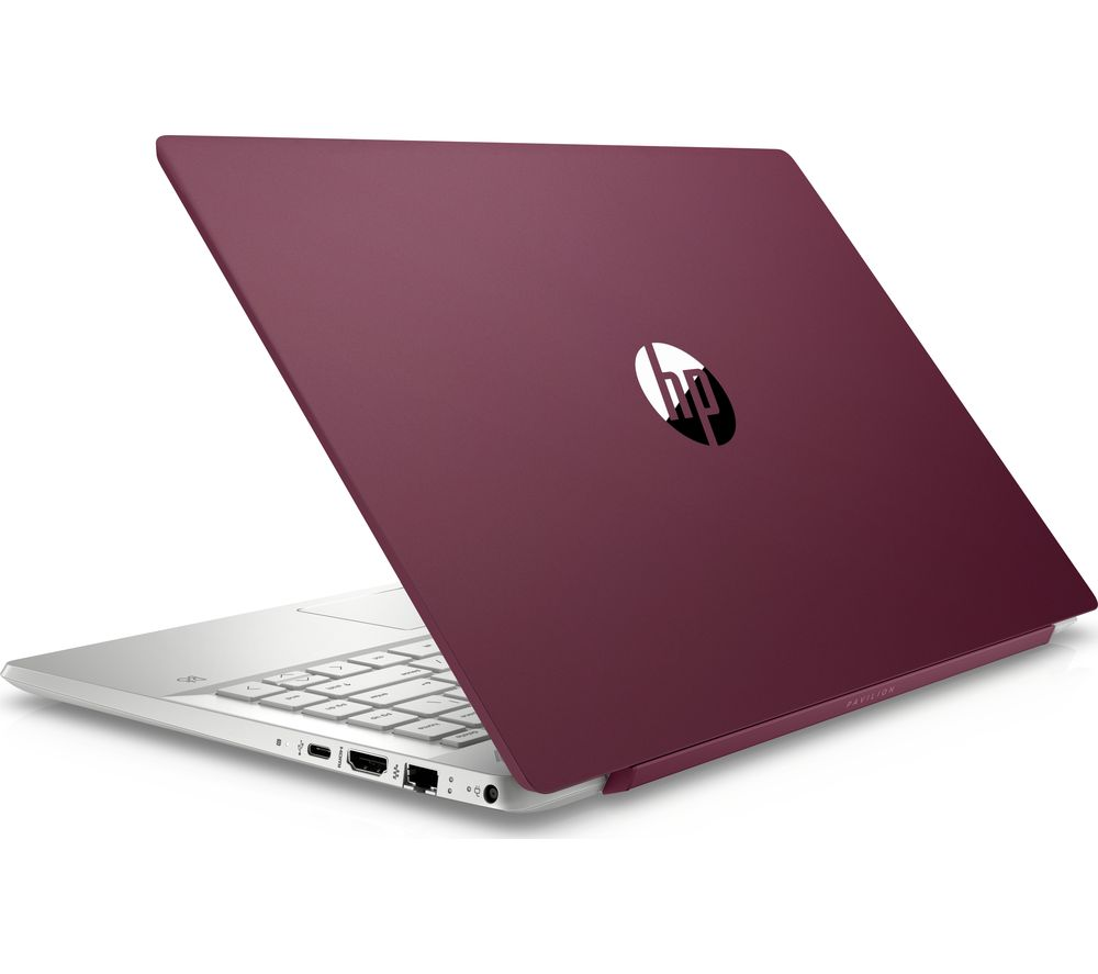 "HP Pavilion 14-ce1508sa 14"" Intel® Core™ i3 Laptop - 128 GB SSD, Burgundy"