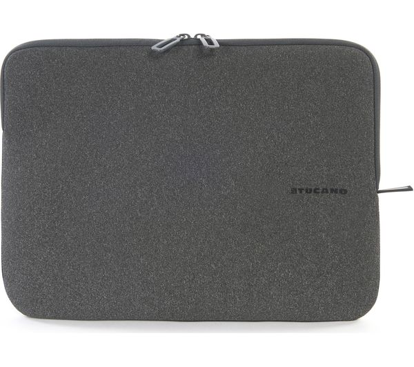 "Image of TUCANO Mélange Second Skin 14"" Laptop Sleeve - Black"