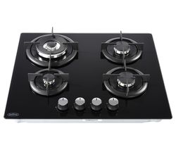 BELLING GTG60C Gas Hob - Black