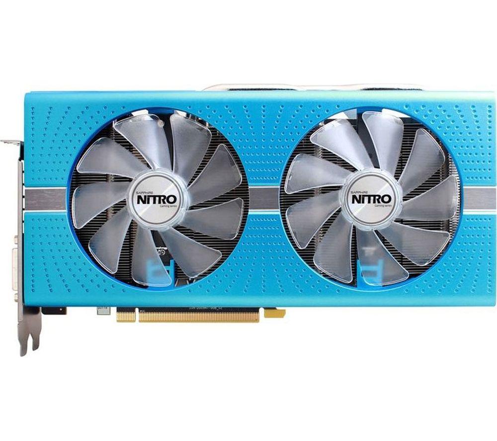 SAPPHIRE Radeon RX 590 8 GB Nitro+ Graphics Card