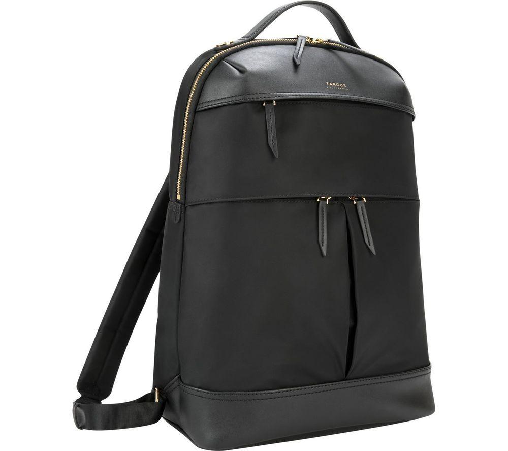 """TARGUS Newport TSB945GL 15"""" Laptop Backpack - Black"""