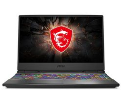 "GP65 Leopard 15.6"" Intel® Core™ i7 RTX 2060 Gaming Laptop - 1 TB HDD & 256 GB SSD"