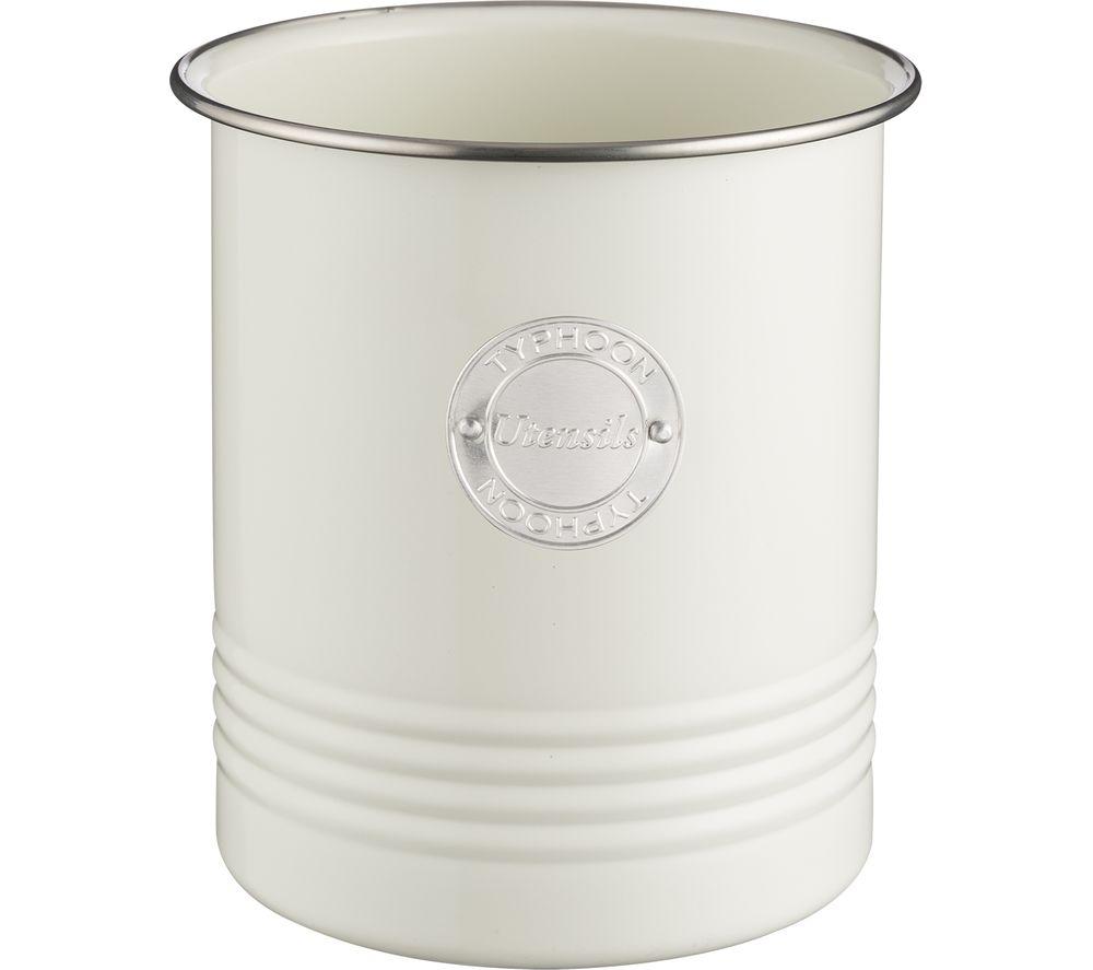 Image of TYPHOON Living Utensil Pot - Cream, Cream