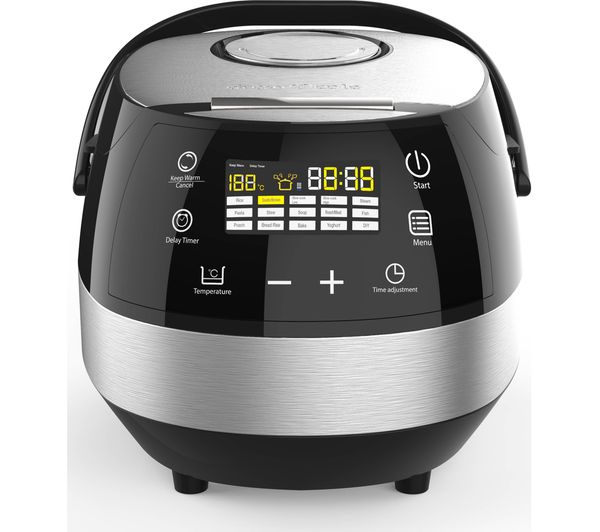 Image of DREW & COLE Clever Chef Multicooker - Chrome