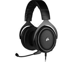 HS50 PRO STEREO 2.0 Gaming Headset - Black