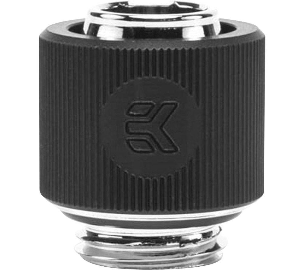 EK-ACF 10/13 mm Fitting - Black, Black