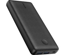 ANKER PowerCore Select 20000 Portable Power Bank - Black