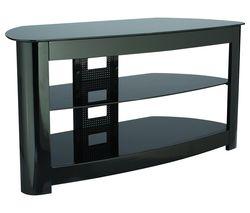 Foundations Basic Series BFAV344-B1 1120 mm TV Stand - Black