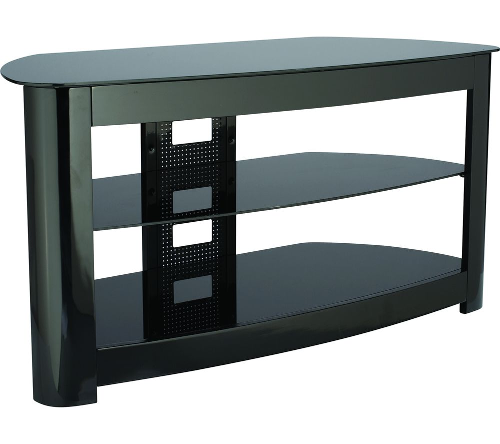 SANUS Foundations Basic Series BFAV344-B1 1120 mm TV Stand - Black