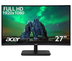 "Nitro ED270RPbiipx Full HD 27"" Curved LED Gaming Monitor - Black"