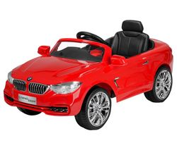 TY6014RD BMW 4 Series Electric Ride On Toy - Red
