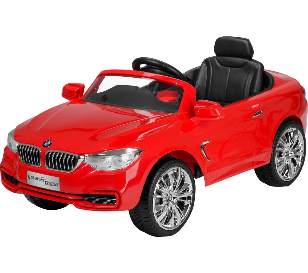 Buy Toyrific Ty6014rd Bmw 4 Series Electric Ride On Toy Red Free Delivery Currys