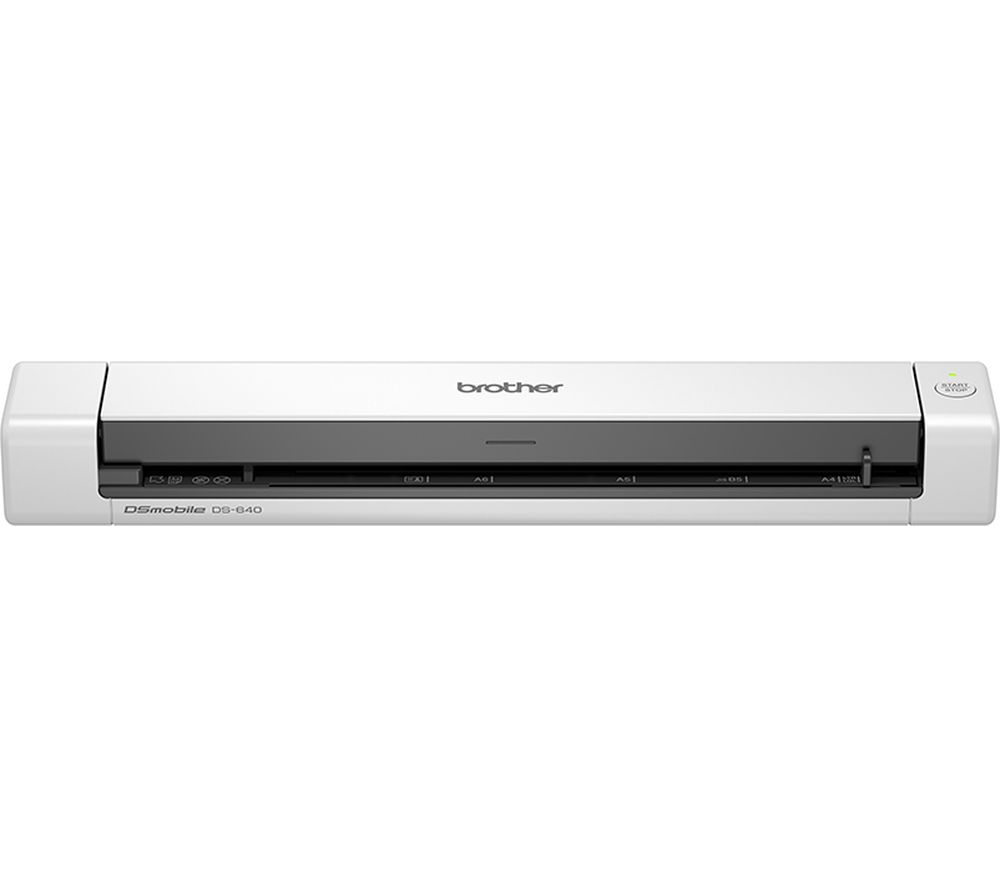 Image of BROTHER DS640 Document Scanner