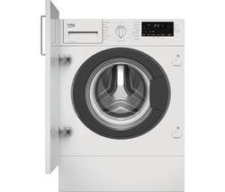WTIK76121 Integrated 7 kg 1600 Spin Washing Machine