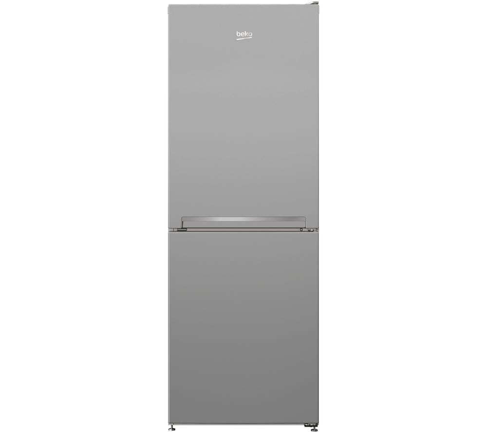 Beko CFG3552S 50/50 Frost Free Fridge Freezer - Silver - A+ Rated