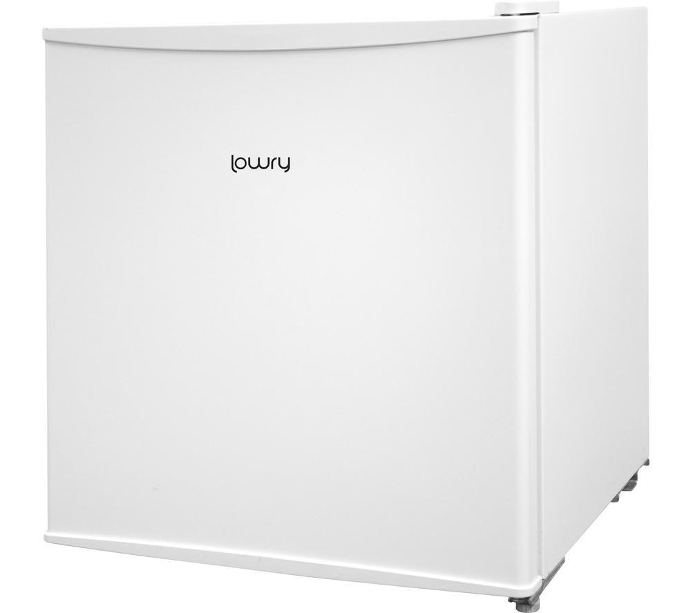 Image of LOWRY LTTFZ1 Mini Freezer - White, White