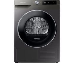 Series 6 DV90T6240LN/S1 WiFi-enabled 9 kg Heat Pump Tumble Dryer - Graphite
