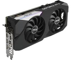 GeForce RTX 3070 8 GB DUAL Graphics Card