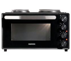 SDA1610 Electric Mini Oven - Black