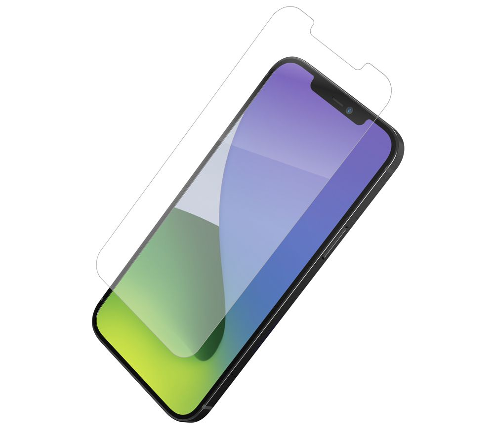 Zagg InvisibleShield ClearGuard iPhone 12 Pro Max Glass Screen Protector