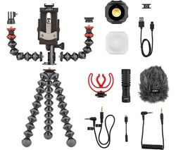 GorillaPod Mobile Vlogging Kit