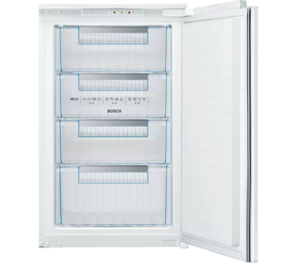 BOSCH Serie 4 GID18ASE0G Integrated Freezer - Fixed Hinge
