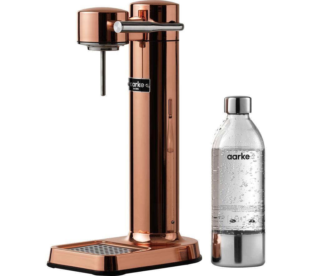 AARKE Carbonator III Drinks Maker - Copper