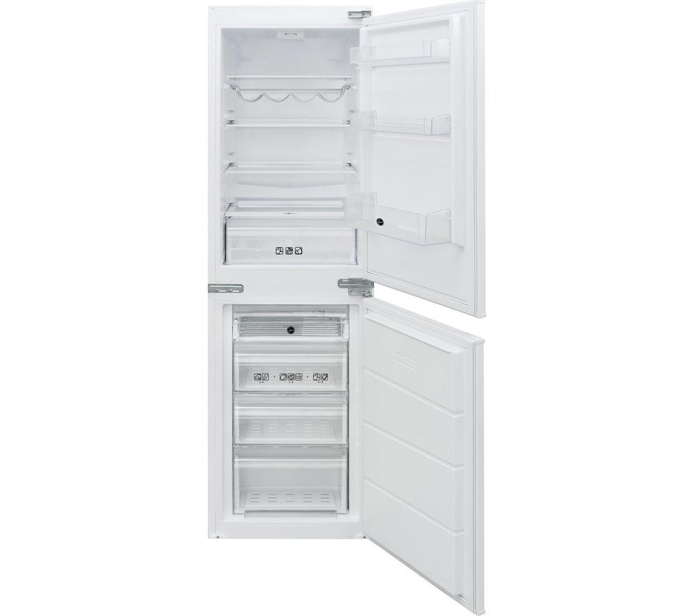 HOOVER BHBS 172 UKT/N Integrated 50/50 Fridge Freezer - Sliding Hinge