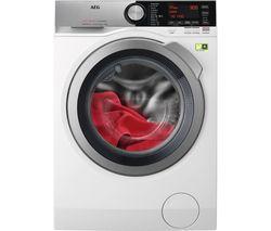 Soft Water L9FEC966R 9 kg 1600 Spin Washing Machine - White
