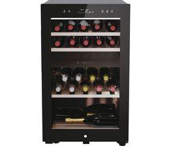 HWS42GDAU1 Wine Cooler - Black