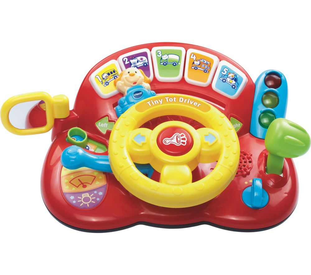 VTECH Baby Tiny Tot Driver Toy
