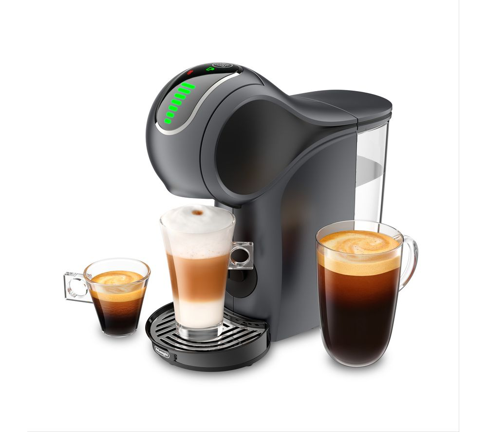 DOLCE GUSTO by De?Longhi Genio S Touch EDG426GY Coffee Machine - Grey, Grey