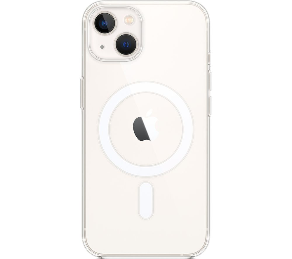 APPLE iPhone 13 Clear Case with MagSafe - Clear