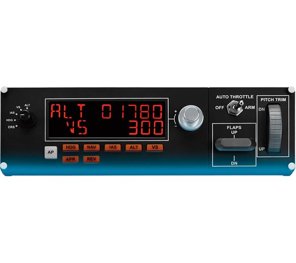 Image of SAITEK Pro Flight Multi Panel