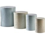 MASON CASH Bake My Day Round Storage Tins - Pack of 4