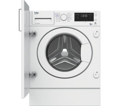 BEKO Pro WDIX8543100 Integrated Washer Dryer - White