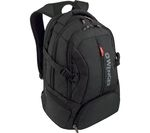 "WENGER Transit 16"" Laptop Backpack - Black"