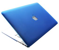 "JIVO JI-1926 11"" MacBook Air Hardshell Case - Blue"