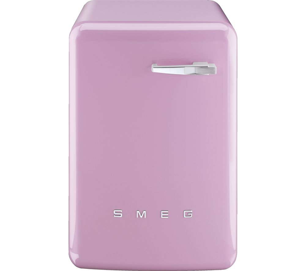 SMEG WMFABPK-2 Washing Machine - Pink