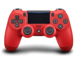 DualShock 4 V2 Wireless Controller - Magma Red
