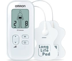 OMRON E3 Intense HV-F021-EW Pain Relief Massager
