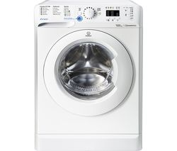 INDESIT BWA 81283X W 8 kg 1200 Spin Washing Machine - White