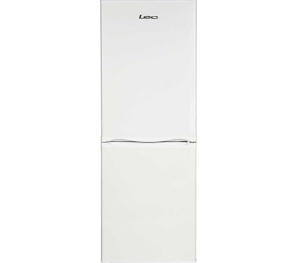 LEC TF55153W 50/50 Fridge Freezer - White