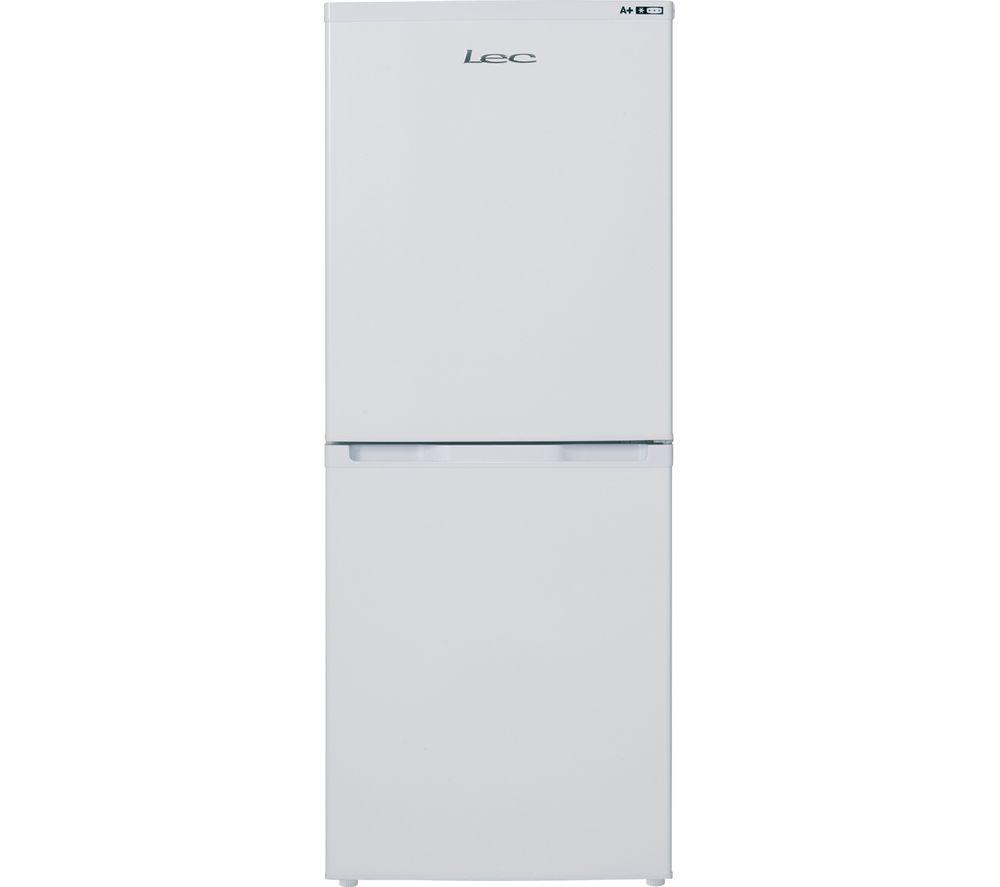 LEC TF55142W 50/50 Fridge Freezer - White