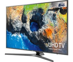 "SAMSUNG UE55MU6470U 55"" Smart 4K Ultra HD HDR LED TV"