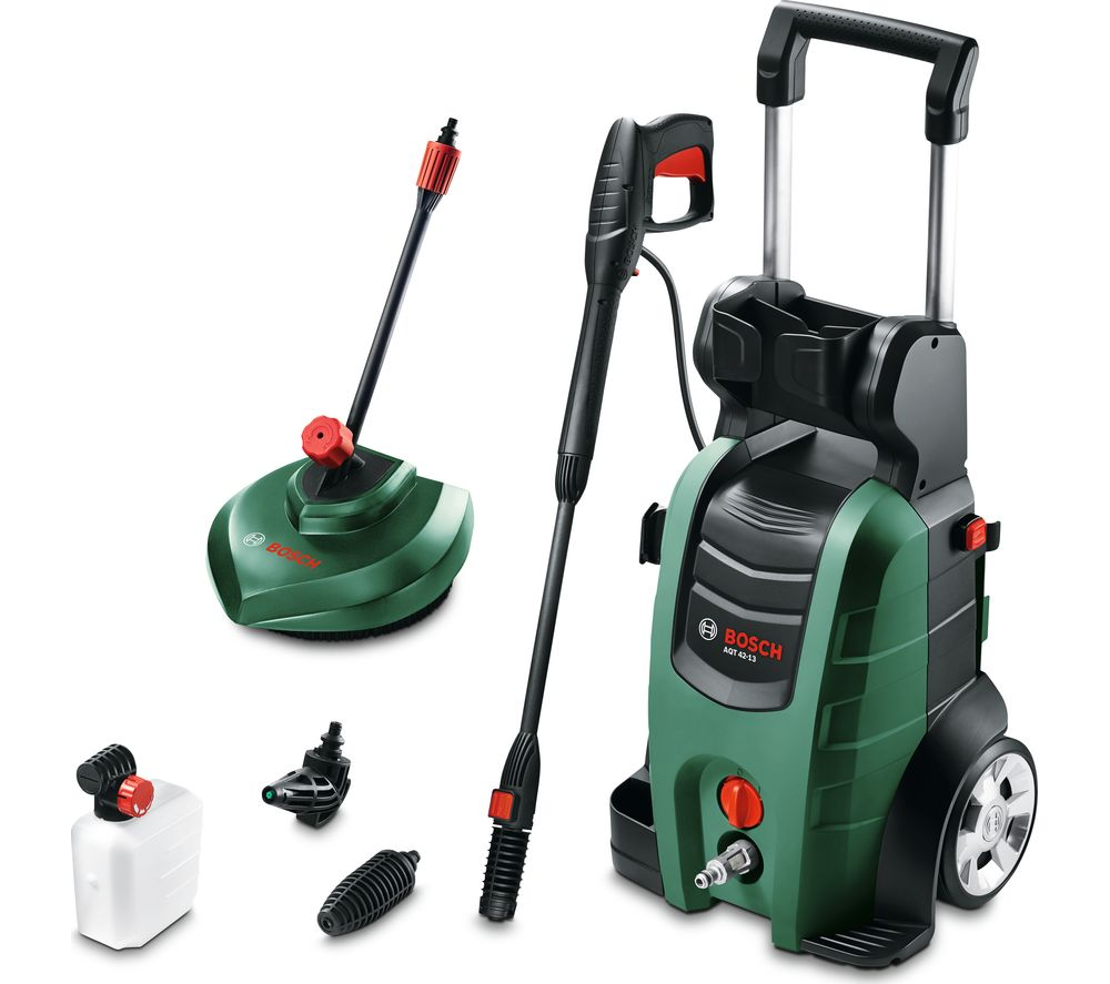 Image of BOSCH AQT 42-13 Pressure Washer - 130 bar
