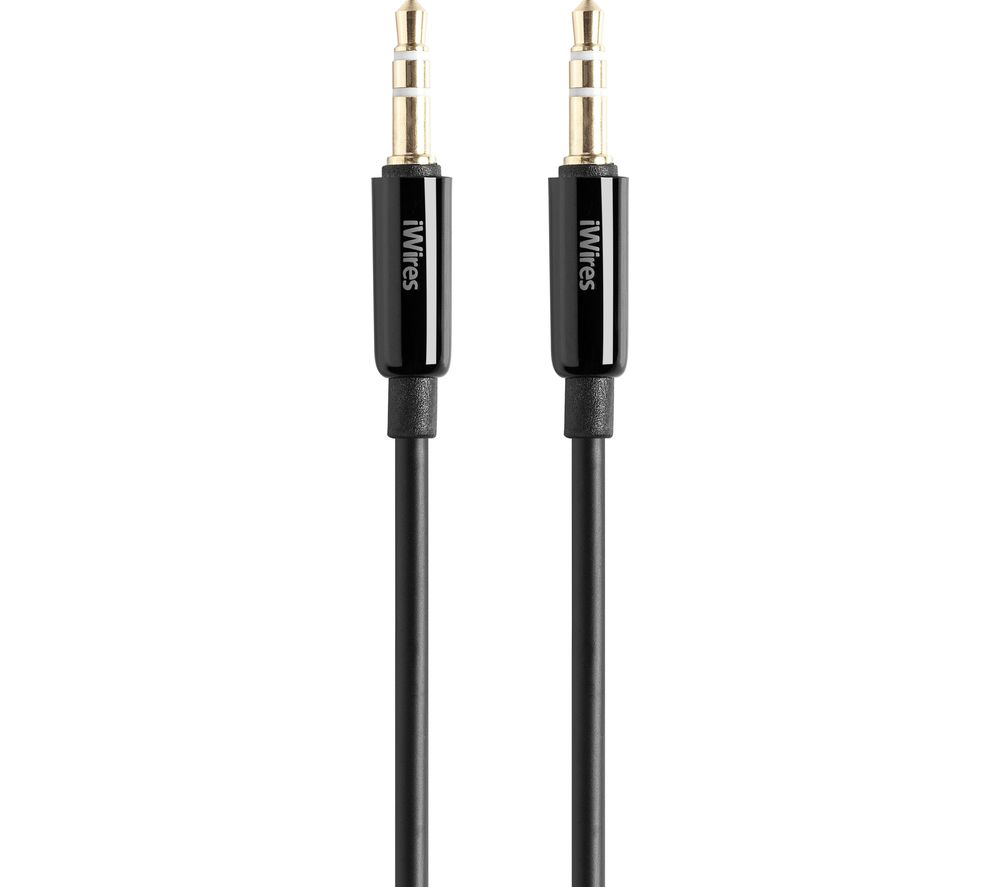 TECHLINK 3.5 mm Stereo Cable - 3 m