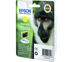 EPSON Monkey T0894 Yellow Ink Cartridge
