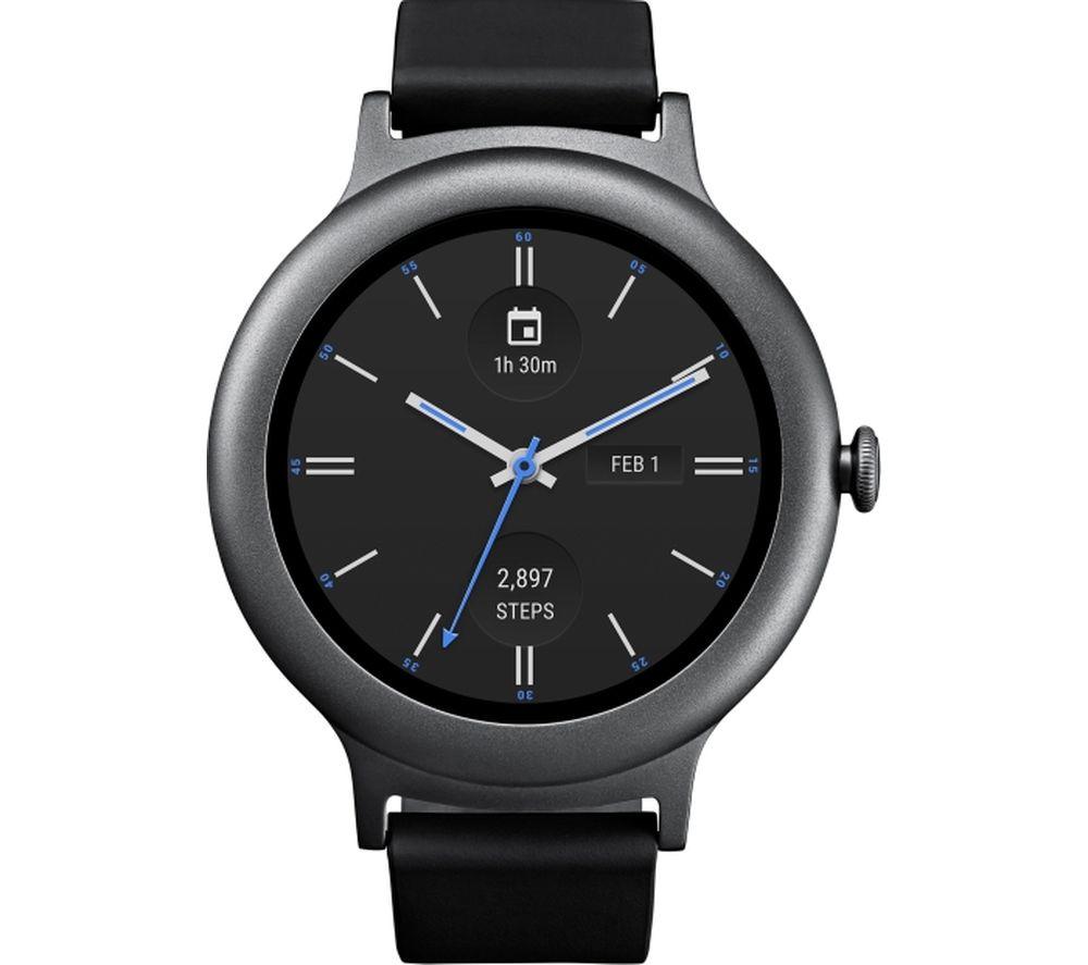 LG Watch Style - Platinum
